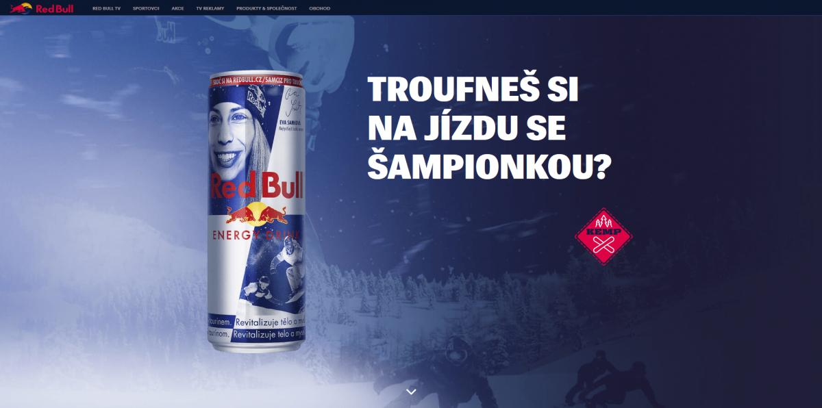 Red Bull Eva Samková